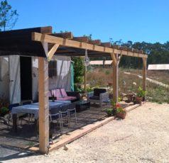 Ons terras is klaar voor de zomer!!